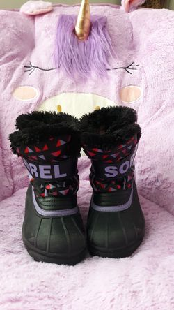 SoRel Snow boots! for Sale in Denver,  CO