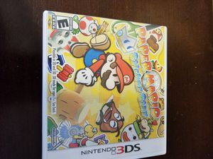 "Paper Mario ""Sticker Star"" (3DS) for Sale in Louisville, KY"
