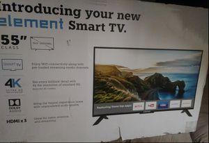 Element Smart 55 inch TV for Sale in Beaufort, SC