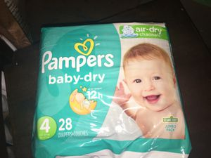 Pampers baby dry for Sale in Lodi, CA