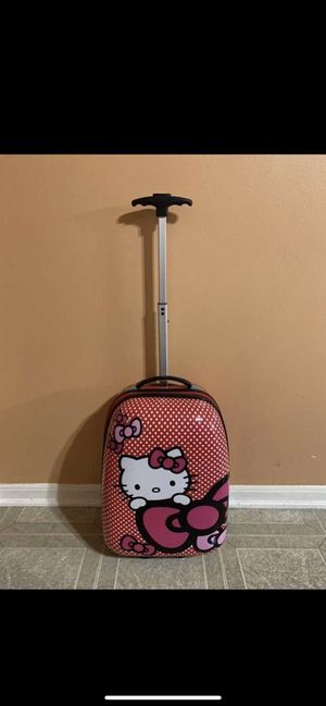 Hays Girls Hello kitty luggage for Sale in Shelby Charter Township, MI