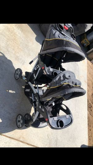 Double Stoller for Sale in Apple Valley, CA