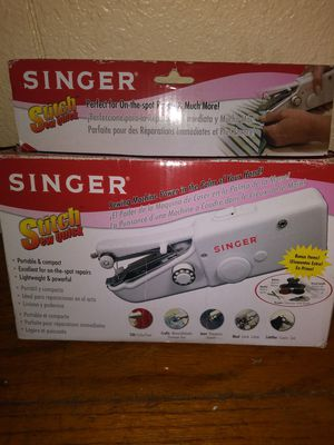 Hand held sewing machine for Sale in Winter Haven, FL