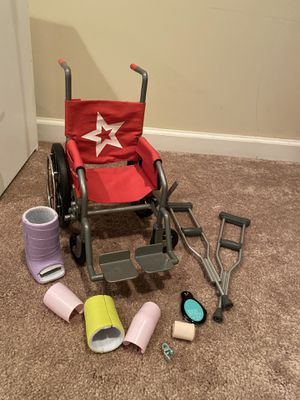 American girl hospital set for Sale in Middletown, OH
