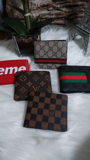 New men's wallet's for Sale in Irmo, SC