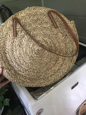 Rattan purse for Sale in Lake Wales, FL