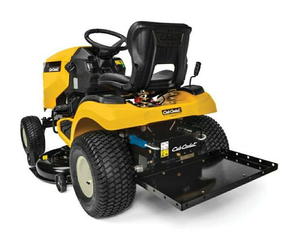 Rear Cargo Carrier/Tray for Garden Tractor or Riding Mower