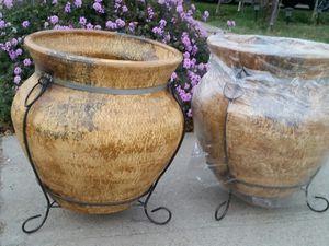 Flower Pots/ Planters for Sale in Sanger, CA