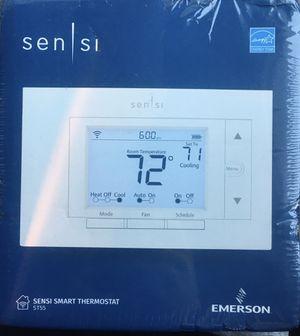 Emerson Emerson Sensi Wi-Fi Smart Thermostat for Smart Home for Sale in Lake Elsinore, CA