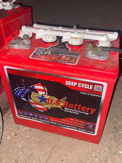 Deep Cycle Us Battery for Sale in Las Vegas,  NV