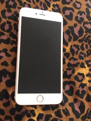 iPhone 6s Plus unlocked excellent condition for Sale in Los Angeles, CA