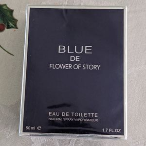 BLUE DE FLOWER OF STORY MEN'S PERFUME for Sale in New Haven, CT