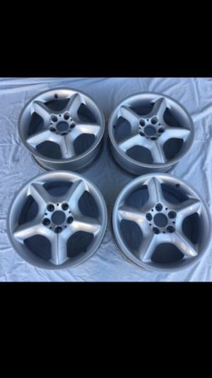 BMW X5 factory rims wheels for Sale in Modesto, CA
