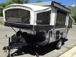 Very nice Fleetwood E1 Off-Road Tent Trailer for Sale in Vallejo, CA
