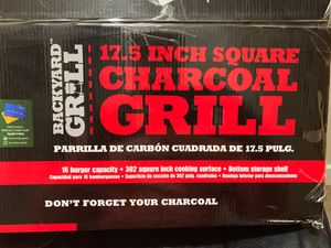 BBQ - Charcoal Grill for Sale in Bellevue, WA