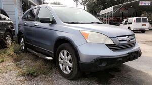 2007 Honda CRV for Sale in Tampa, FL