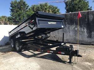 Dump trailer for Sale in Fort Lauderdale, FL