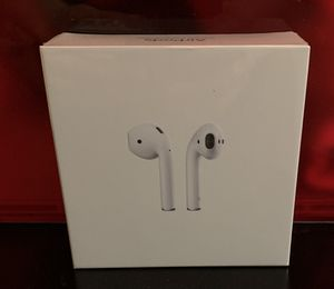 Apple AirPods with wireless charging case for Sale in Kissimmee, FL