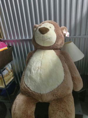 Giant teddy bear for Sale in Naperville, IL