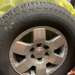 Toyota Rims And Tires for Sale in Tacoma, WA