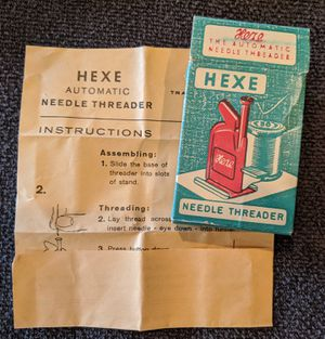 Vintage Hexe Needle Threader for Sale in East Wenatchee, WA