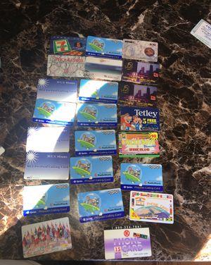 tele cards for Sale in Central Falls, RI