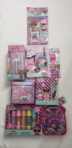 8 piece LOL Surprise Bundle Set for Sale in Hendersonville, TN