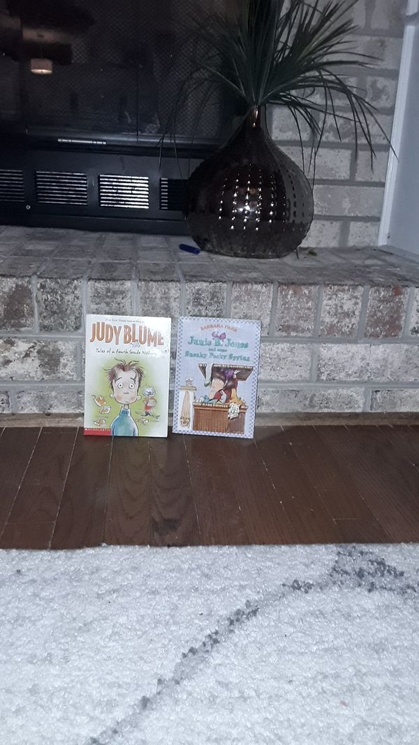 Chapter books for children