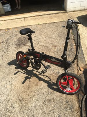 Electric bicycle for Sale in Grove City, OH