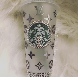 Blinged Starbucks reusable cup for Sale in Dinuba, CA