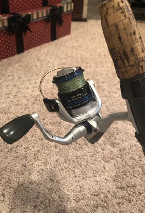 Okuma Safina Spinning Reel- Fishing for Sale in Winfield, IL