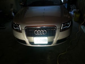 Audi A6 2007 Aftermarket headlights and Rims for Sale in Waterbury, CT