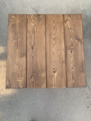 BUILT TO ORDER FARMHOUSE COFFEE TABLE & END TABLE for Sale in Sunbury, PA