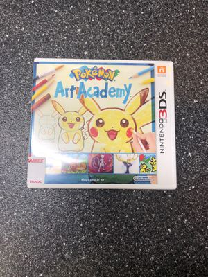Nintendo 3DS Pokémon Art Academy for Sale in Lakewood, OH