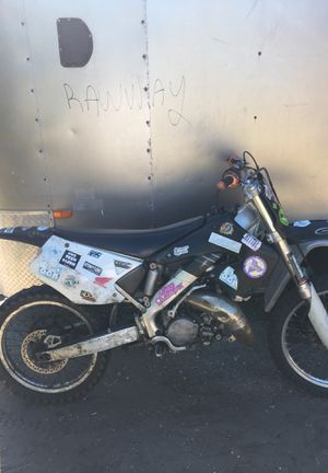 Cr125 2001 Lost title but legit for Sale in West Palm Beach, FL