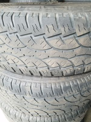 2 Tires For Sale 245 75 16 for Sale in Ford, KY