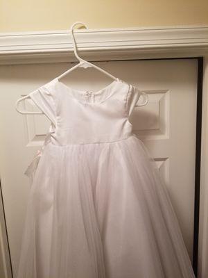 Size 4T flower girl dress. NWT for Sale in Fort Belvoir, VA