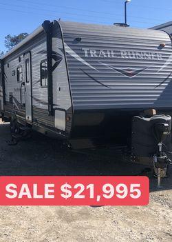 Bunkhouse Travel Trailer RV Heartland Trail Runner for Sale in Spring,  TX