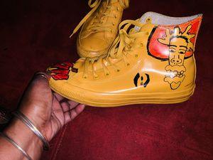 Custom Chuck Taylor Converse for Sale in Trenton, NJ