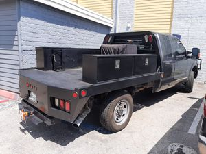 Flat bed 8 ft long and 7 ft wide for Sale in Houston, TX