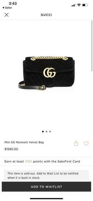 Gucci Bag for Sale in Tomball, TX