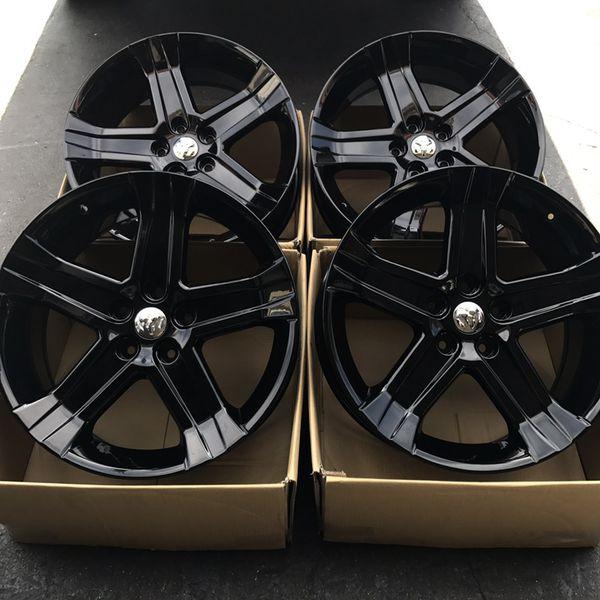 "New 22"" Oem Dodge Ram 1500 Factory Wheels 22 Inch Gloss"