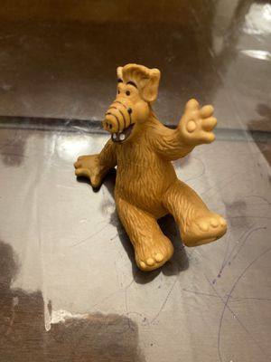 Vintage 1988 Alf Alien Productions Action Figure by Russ - 2 in COLLECTIBLE RARE for Sale in Crandall, TX