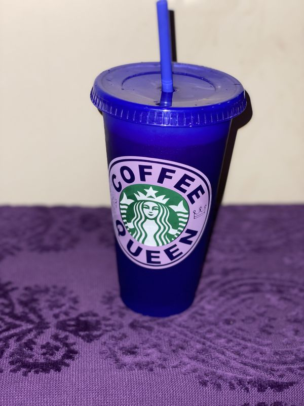 Personalized Starbucks cold cup