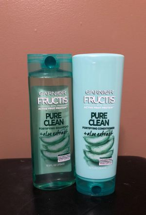 Garnier Fructis shampoo and conditioner for Sale in Hamburg, NY
