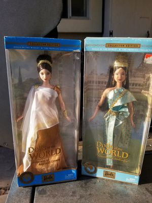 Barbie princess of the world for Sale in Mesa, AZ