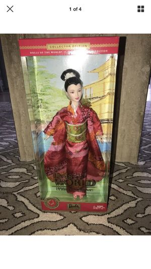 Barbie Doll Japan new in box for Sale in Port St. Lucie, FL