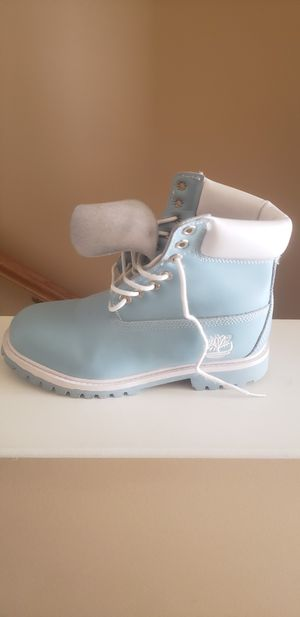 Sky Blue timberland for Sale in Washington, DC
