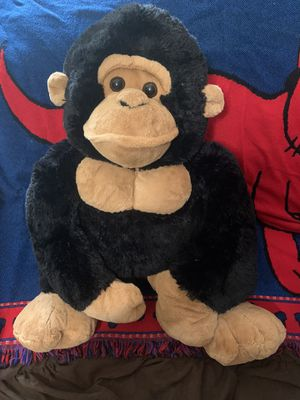 Stuffed XL gorilla for Sale in Scio, OH