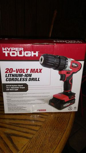 Cordless drill w/ charger for Sale in Jefferson City, MO